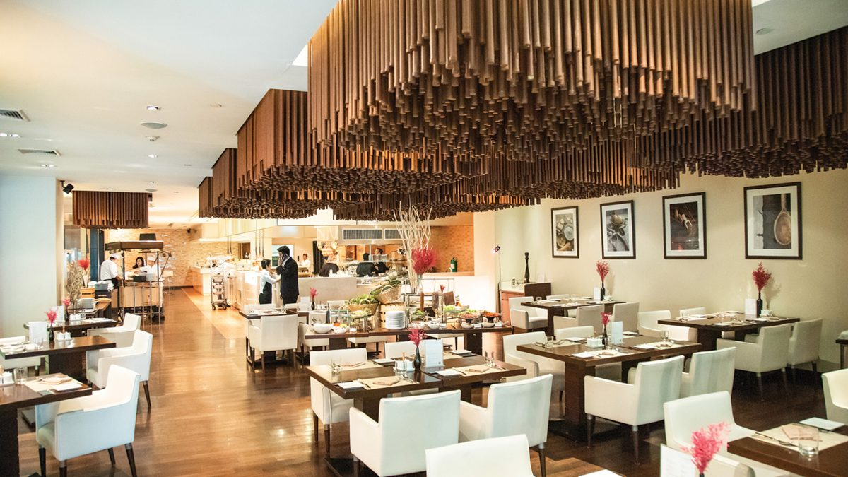 Favola Sunday Brunch Buffet @ Le Meridien Chiang Mai