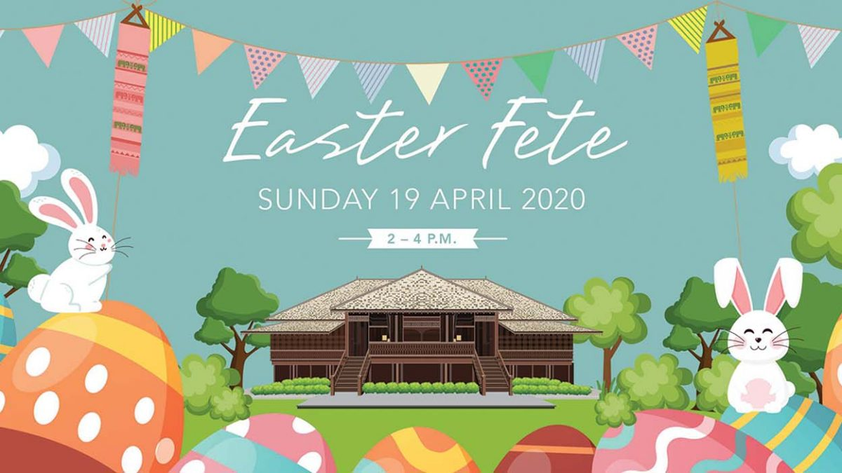 Easter Fete @137 Pillars House Chiang Mai