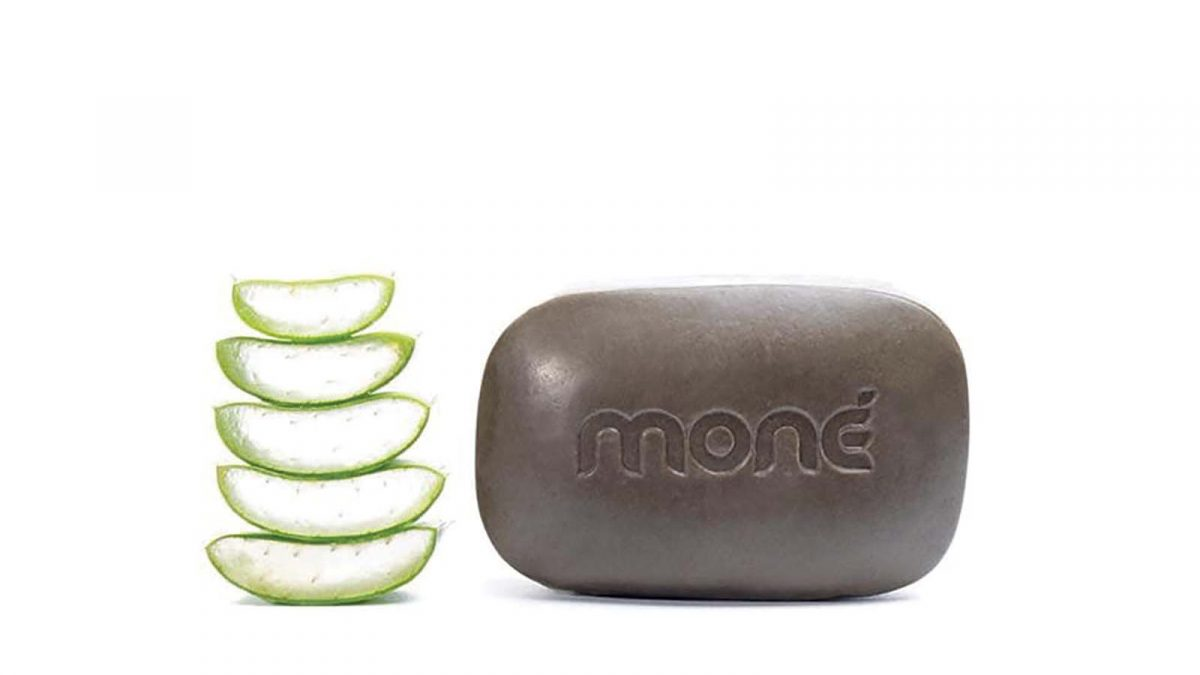 A Gift from Nature  m o n e'  mineral rock soap